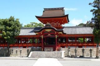 石清水八幡宮の見どころ|最大最古の八幡造の美しさ・魅力イメージ>