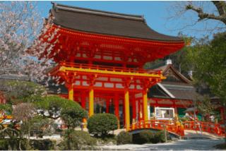 「上賀茂神社」の観光・見どころ|京都で最も歴史ある神社イメージ>
