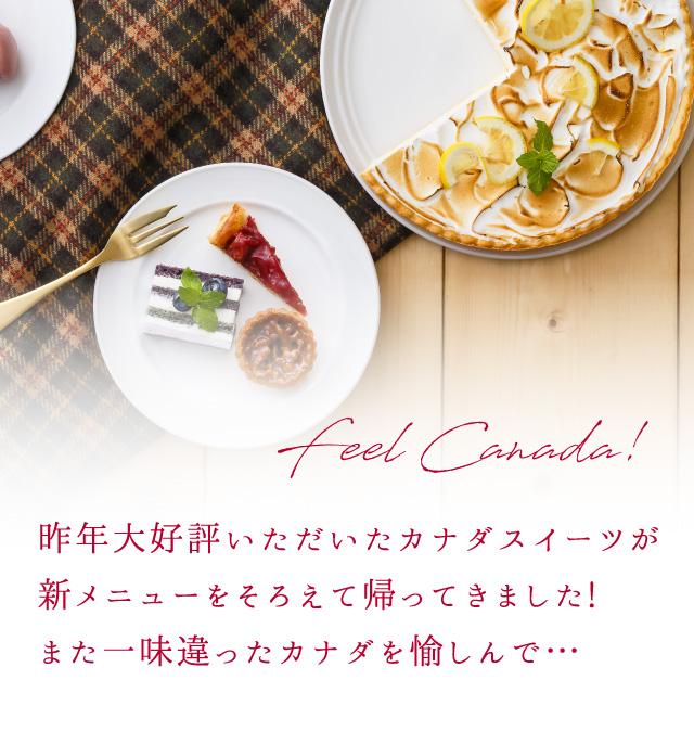 カナダスイーツビュッフェ|京都タワーホテル【公式】
